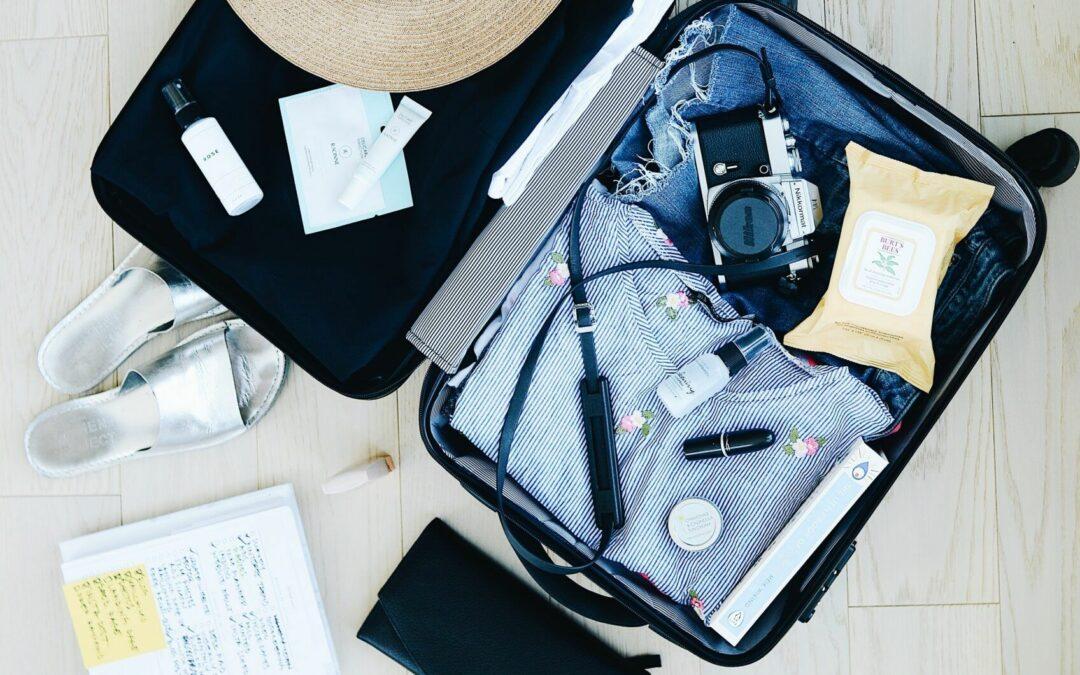 ¿Cómo preparar el equipaje para un viaje a EUROPA?