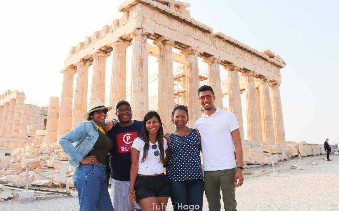 Razones para viajar con amigos a EUROPA