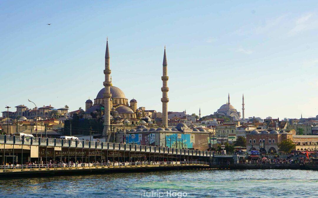 Estambul, una ciudad entre dos continentes