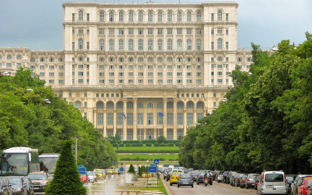 Rumanía, la ciudad de la alegría