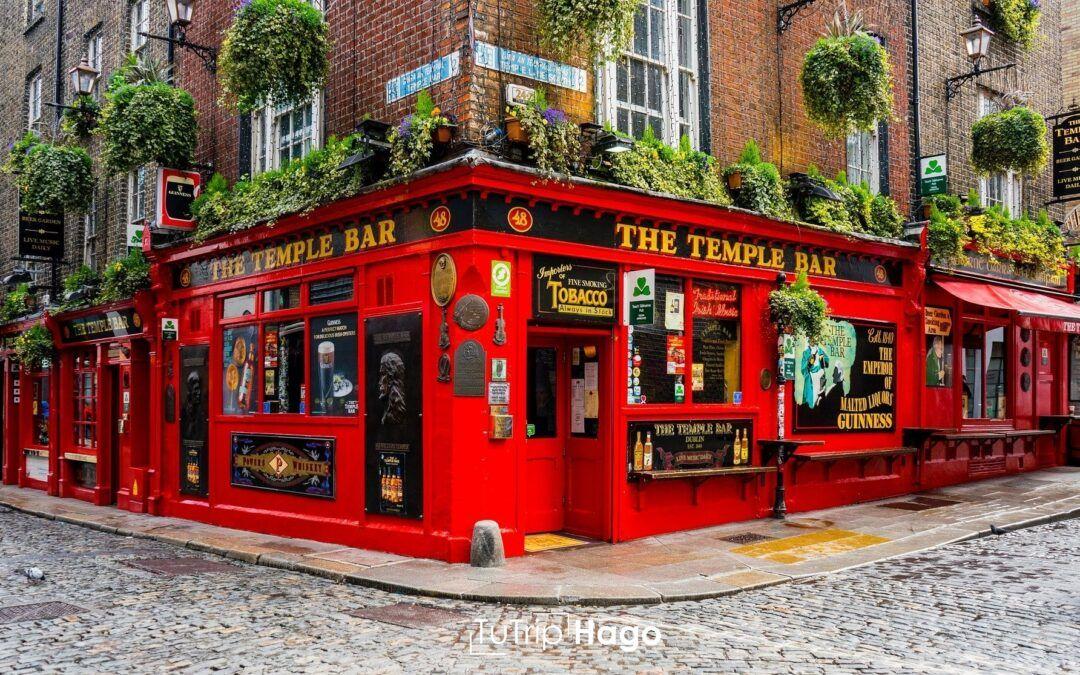 Dublín, una ciudad acogedora